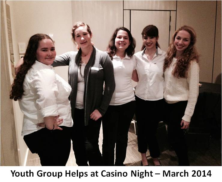 Youth Group_-_Casino_Night_-_March_2014