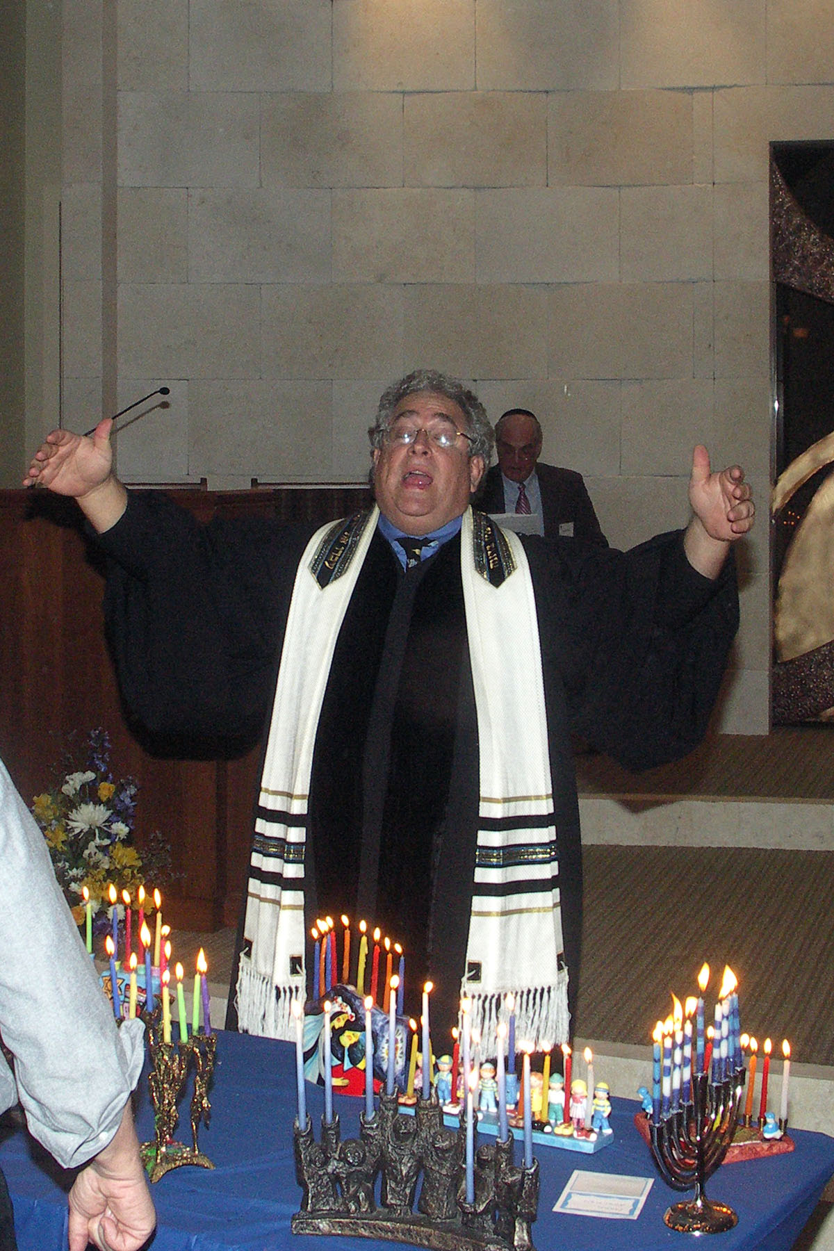 Chanukah Rabbi