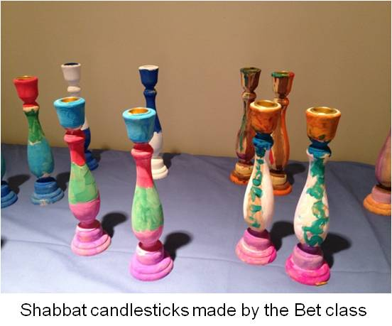 ShabbatCandlesbyBetClass